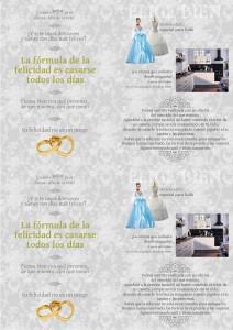 Feria de la boda interior